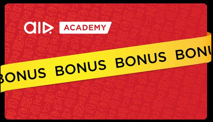 Бонус от AIR Academy